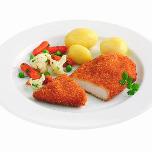 Gebackenes Hühnerbrustfilet